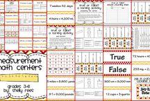 5th Grade Math Measurement
