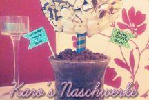 """Karo's Naschwerke / Sweet little things. More about this sugar stuff you find on Facebook - """"Karo's Naschwerke"""""""