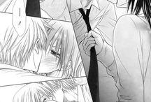 Maid-sama! Usui & Misaki