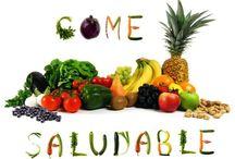 Nutrición / by Namaste, Equilibrio saludable
