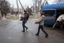 War in Ukraine / Humanitarian situation of people whom nobody asked...