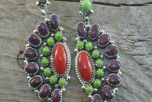 Turquoise & Gemstone Jewelry / Gemstone jewelry treasures offered at TheTurquoiseMine.com