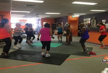 Spartan Boot Camp with Betty Concina / Indoor Spartan Boot Camp