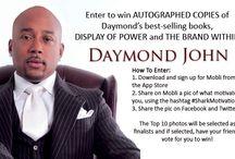 Daymond John #Mobli Photo Contest