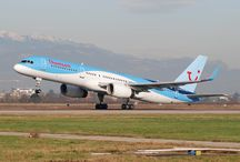 Thomson / Thomson Aircrafts #airplanes #spotting #aviation #aircrafts #airplane #aircraft #aerei