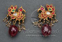Indian GOLD Earring Design / Indian GOLD Earrings Design.