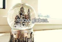 Snowglobes / snowglobes............ / by Patti Brown
