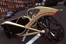 wooden bike builds