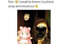 Horror/Scary
