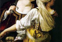 Barok ~ Artemisia Gentileschi