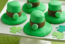 St. Patrick's Day / St.Patrick's day decorating and craft ideas. St.Patrick's day recipes.