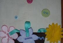 Children - Quiet book, busy bag & travel games / by Gaelle C