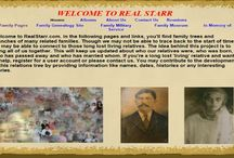 Genealogy Websites
