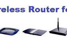 Internet / Check out full list of Internet from 2G, 3G, 4G device, broadband, internet connection etc here.