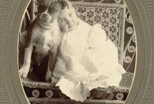 Vintage pit bull photos