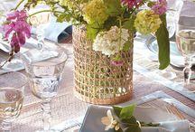 Art de la table / Tablescape ideas