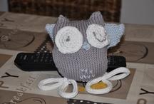 tricots / Quelques tricots, crochets...