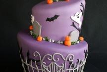 Halloween / Halloween inspired cakes, cookies, cupcakes, cakepops