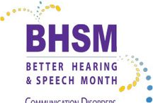Better Hearing and Speech Month / Each May, ASHA and its members spread a hopeful, positive message about communication disorders—and the important role of the professionals who treat them.  Plural will be celebrating with special offers, giveaways, and more!
