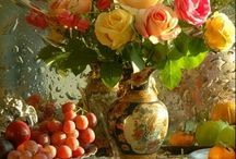 MY FLOWERS AND FRUITS