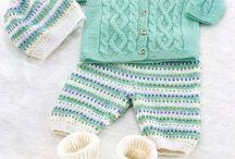 вязание для дочки