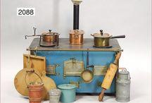 Miniature stoves