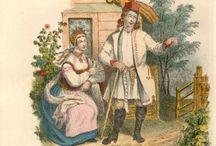 1841, Costumes Polonais, Zienkowicz