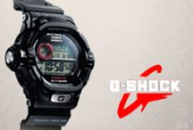 CASIO G-Shock / Take a look about CASIO G-Shock Collection