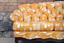 Custom Upholstery / by Window Wear Design