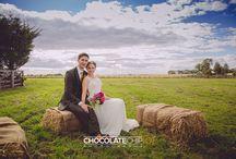 Rustic Yorkshire Farm Weddings / Wedding photography at Yorkshire Farm photographed by Chocolate Chip Photography