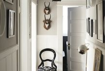 Hallways + Entryways / by Megan Lipke Kenney