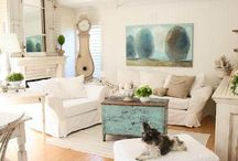 Shabby Chic / Everything that is Romantic , country and French ..Floral ...just Girly