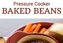 Beans-Pressure Cooker / by Jackie Dubill