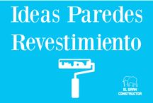 Ideas Paredes & Revestimiento