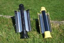 Solar gadgeting