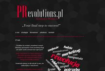 www.PRevolutions.pl / Zapraszamy na naszą stronę internetową!