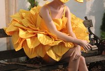 Sunshine Girls - The Vanca Girl / The Big Color Trend of SS2017 - YELLOW !