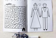 esküvő +  gyerekek