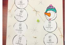 Second Grade Math / When the little guys start using the Big Numbers!