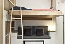 Гостиная - идеи интерьера / Дизайн гостиной комнаты: интерьер гостиной, идеи ремонта гостиной, примеры совмещение и зонирования гостиной комнаты.