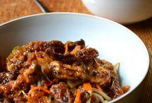 Chinese food / by Pam Berkihiser