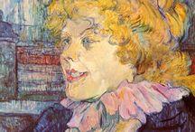 Henri de Toulouse-Lautrec / by Anne Kreider