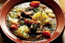 food...soup... / by Jacquie Jeffery