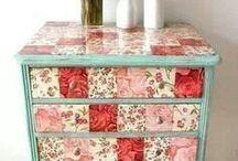 Revamped furniture