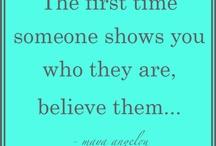 Believe This...