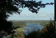 Panoramas et points de vue sur la Loire