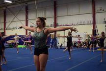 Gymnastic warmups