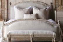 Gustavian bedroom goods / Gustavian inspiration bedrooms