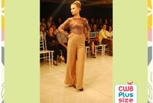 Maribella na Semana da Moda de Curitiba / Cobertura feita pelo CWB Plus Size da participação da Maribella no evento