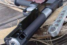 Firearms - classic beauties